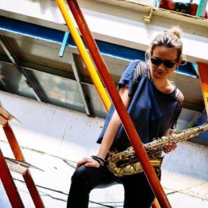 Aneta Sax Dublin | DJ and SAX | Dublin
