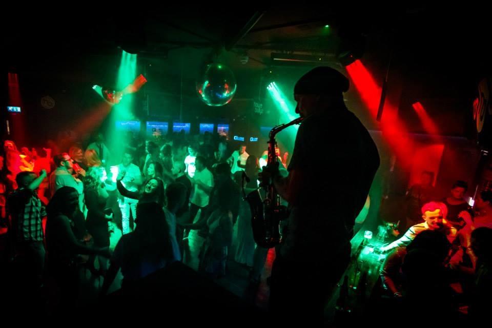 Sax Dublin | DJ and SAX | Dublin