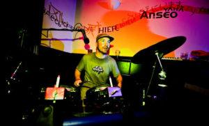 Dublin Percussionist