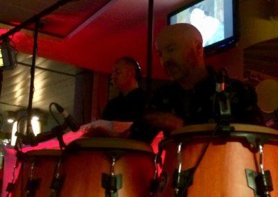 Percussionist-Bongo Player   www.djandsax.ie