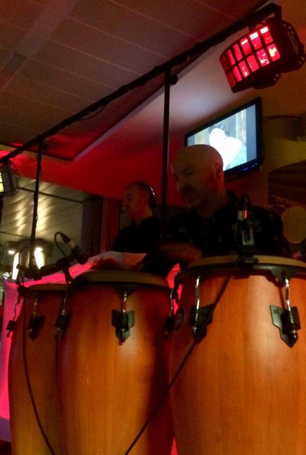 Percussionist-Bongo Player | www.djandsax.ie