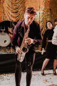 Wedding  Sax player Ireland | www.djandsax.ie