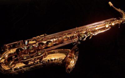 Wedding Saxophone Player