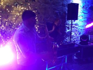 Wedding DJ and Saxophone player in Dublin