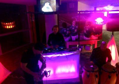 DJ Sax Bongo Player Dublin | www.djandsax.ie