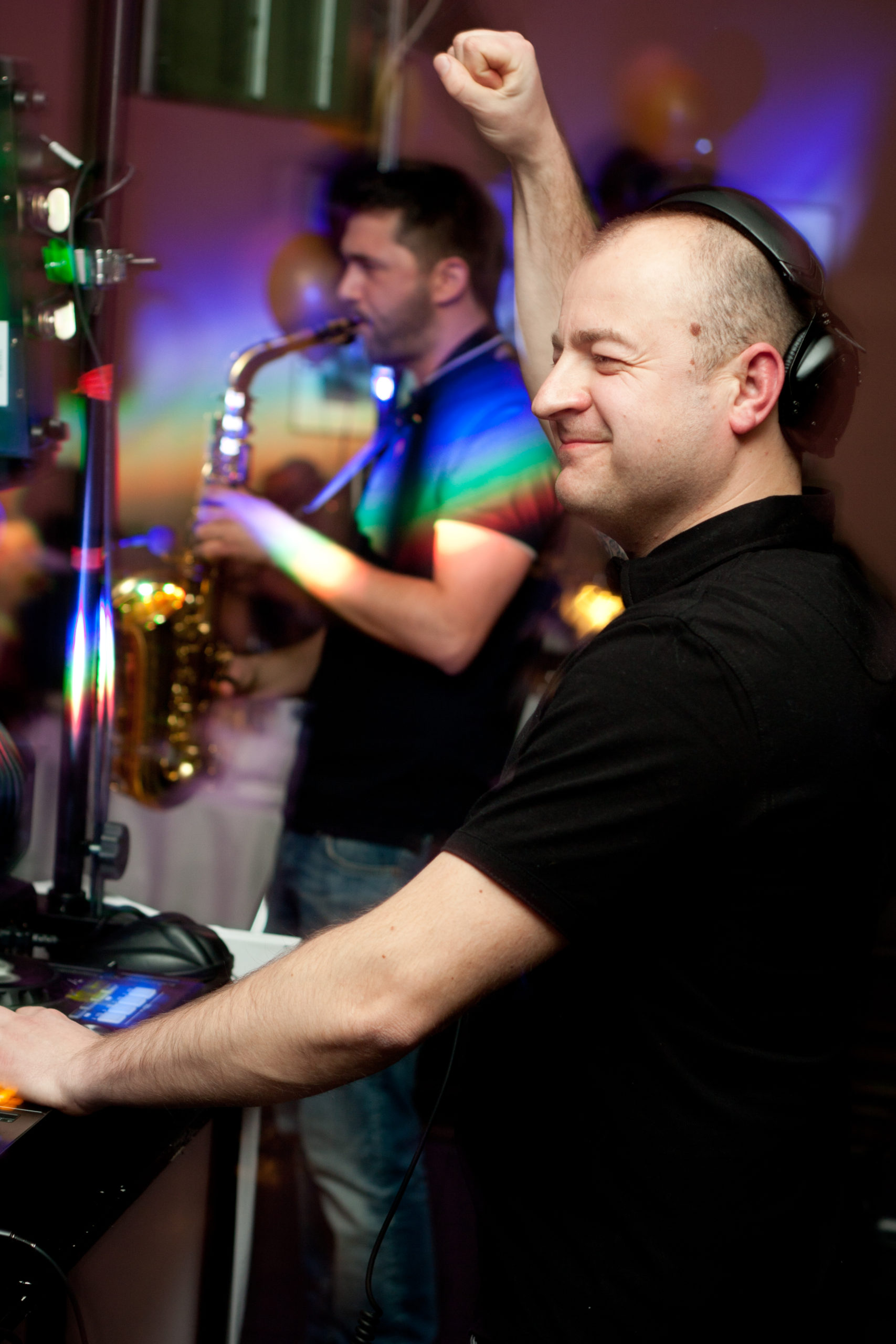 DJ and Sax Dublin | www.djandsax.ie